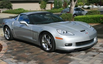 2010 Chevrolet Corvette Grand Sport Coupe for sale 100747194