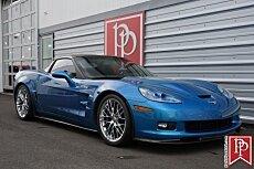 2010 Chevrolet Corvette ZR1 Coupe for sale 100871981