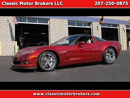 2010 Chevrolet Corvette for sale 100877695