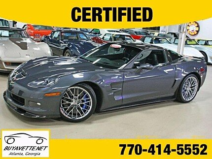2010 Chevrolet Corvette ZR1 Coupe for sale 100944085