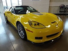 2010 Chevrolet Corvette ZR1 Coupe for sale 100992498