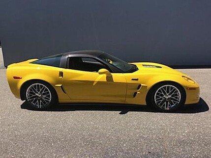 2010 Chevrolet Corvette ZR1 Coupe for sale 101006306