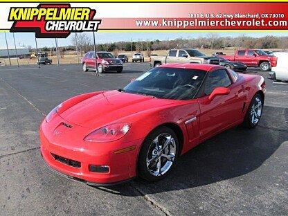 2010 Chevrolet Corvette Grand Sport Coupe for sale 100836694
