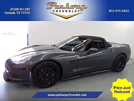 2010 Chevrolet Corvette Convertible for sale 100861289