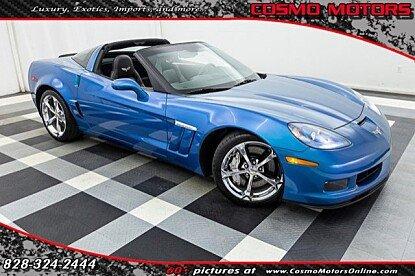 2010 Chevrolet Corvette Grand Sport Coupe for sale 100869845