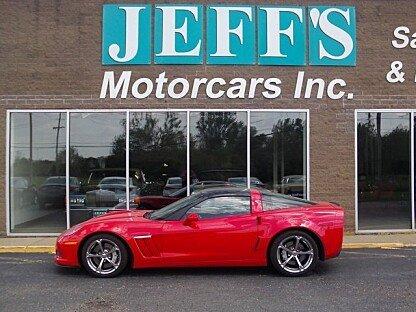 2010 Chevrolet Corvette Grand Sport Coupe for sale 100871149