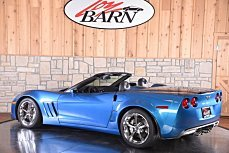 2010 Chevrolet Corvette Grand Sport Convertible for sale 100913387