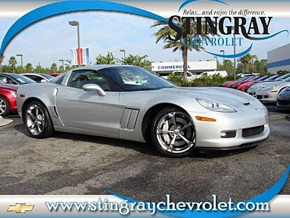 2010 Chevrolet Corvette Grand Sport Coupe for sale 100928134