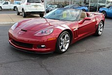 2010 Chevrolet Corvette Grand Sport Convertible for sale 100930218