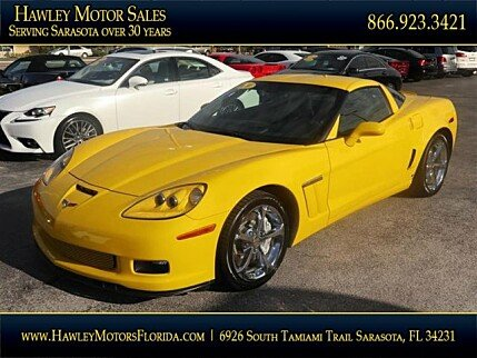 2010 Chevrolet Corvette Grand Sport Coupe for sale 100940221