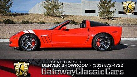 2010 Chevrolet Corvette Grand Sport Coupe for sale 100955397