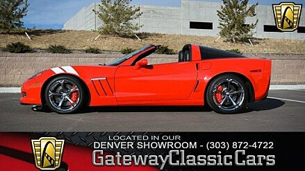 2010 Chevrolet Corvette Grand Sport Coupe for sale 100965445