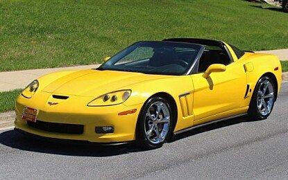 2010 Chevrolet Corvette Classics For Sale Classics On