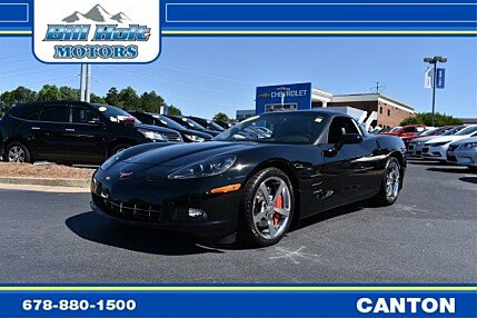 2010 Chevrolet Corvette Coupe for sale 100990635