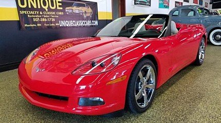 2010 Chevrolet Corvette Convertible for sale 101000606