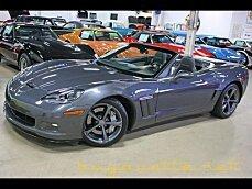 2010 Chevrolet Corvette Grand Sport Convertible for sale 101007809