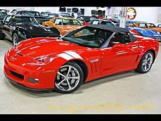 2010 Chevrolet Corvette Grand Sport Convertible for sale 101008244