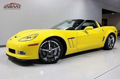 2010 Chevrolet Corvette Grand Sport Coupe for sale 101009422