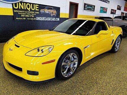 2010 Chevrolet Corvette Grand Sport Coupe for sale 101018372