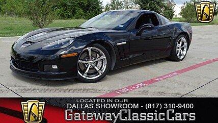 2010 Chevrolet Corvette Grand Sport Coupe for sale 101031385