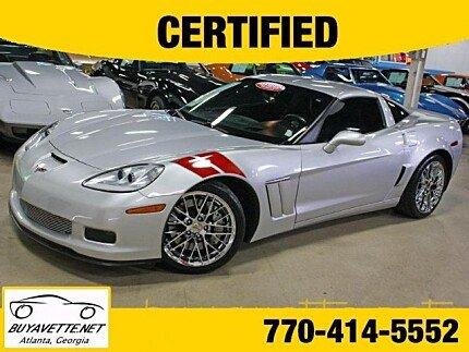 2010 Chevrolet Corvette Grand Sport Coupe for sale 101032508