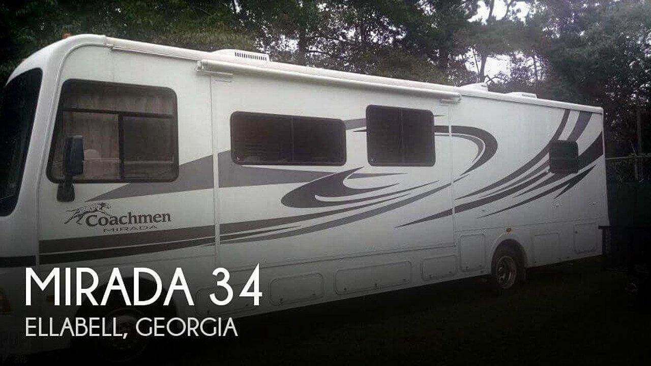 2010 Coachmen Mirada for sale 300142021