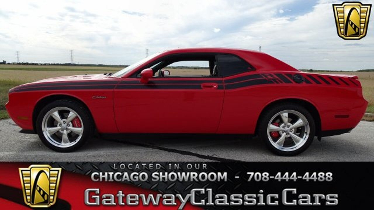 2010 Dodge Challenger R/T for sale 100920318