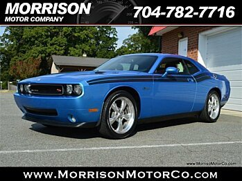 2010 Dodge Challenger R/T for sale 101028367