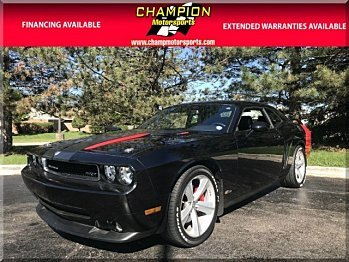 2010 Dodge Challenger SRT8 for sale 101028847