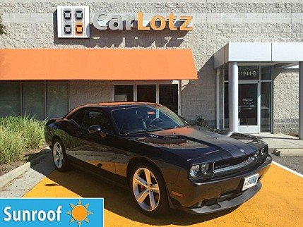 2010 Dodge Challenger SRT8 for sale 101024063