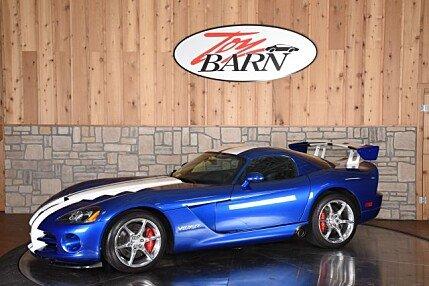 2010 Dodge Viper SRT-10 Coupe for sale 100878901