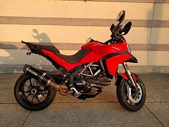 2010 Ducati Multistrada 1200 for sale 200417078