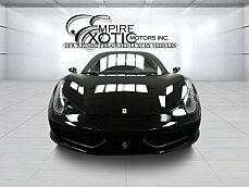 2010 Ferrari 458 Italia Coupe for sale 100859962