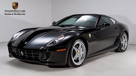 2010 Ferrari 599 GTB Fiorano for sale 100904486