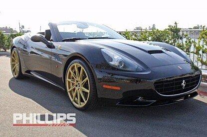 2010 Ferrari California for sale 100830727