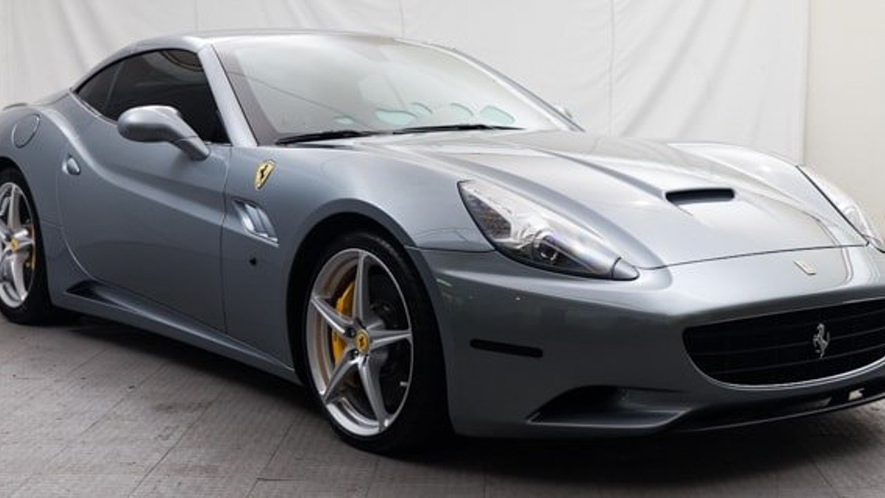 2010 Ferrari California for sale 100839460