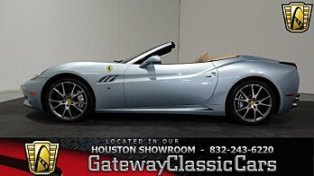 2010 Ferrari California for sale 100949475