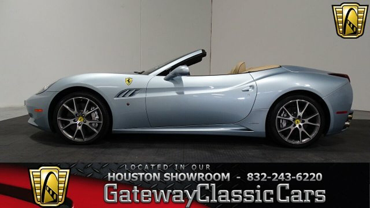2010 Ferrari California for sale 100964933