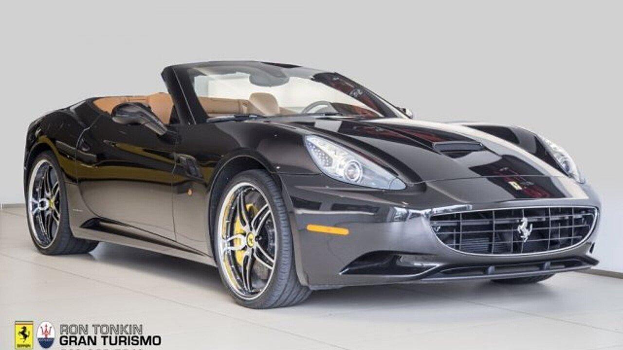 2010 Ferrari California for sale 100996055