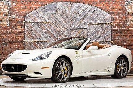 2010 Ferrari California for sale 100989621
