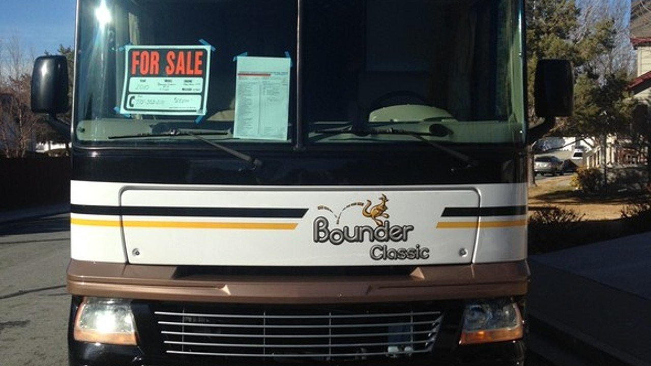 2010 Fleetwood Bounder for sale 300157528