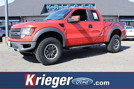 2010 Ford F150 4x4 SuperCab SVT Raptor for sale 100951129