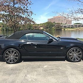 2010 Ford Mustang GT Convertible for sale 100738175