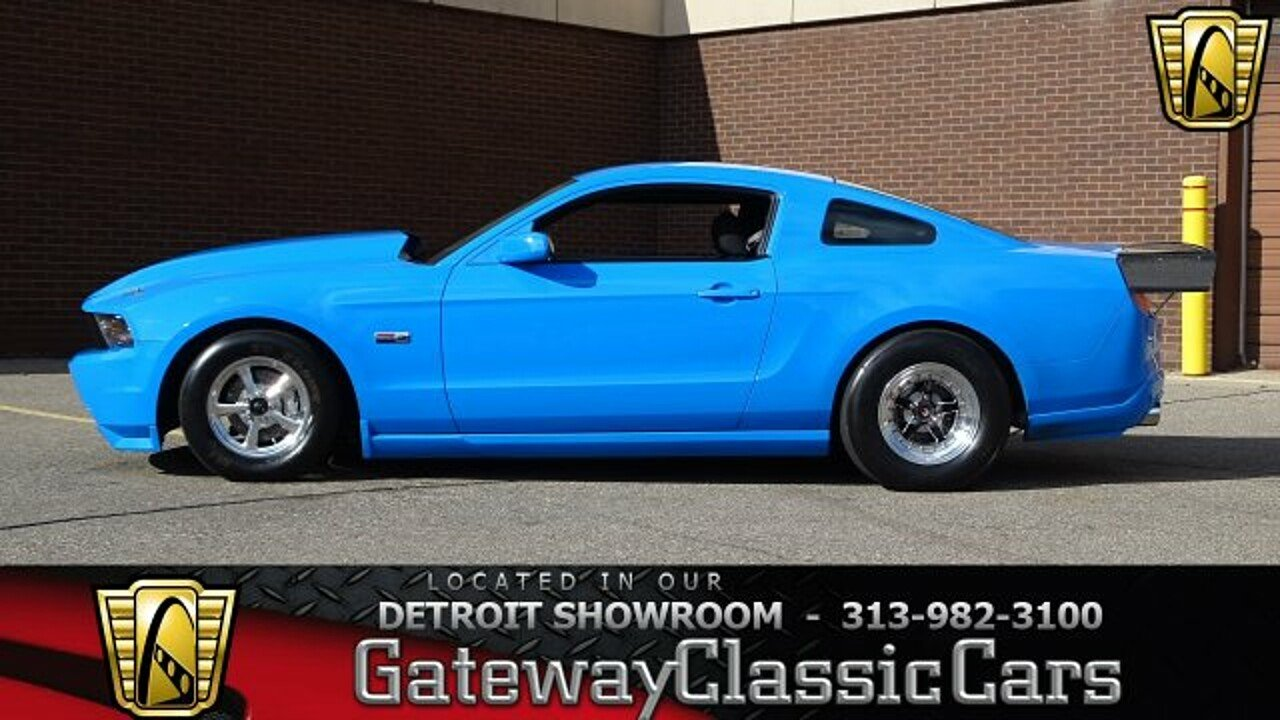 2010 Ford Mustang GT Coupe for sale 100923571