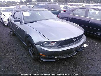 2010 Ford Mustang Convertible for sale 101015766