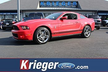 2010 Ford Mustang Shelby GT500 Coupe for sale 101019328