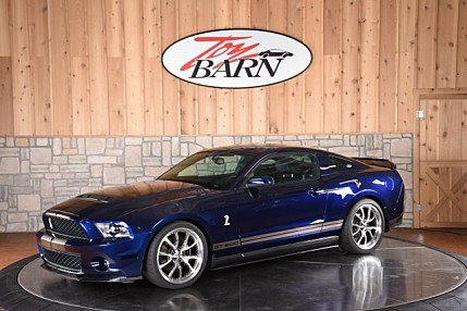 2010 Ford Mustang Shelby GT500 Coupe for sale 100887715