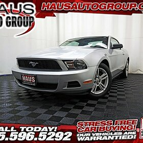 2010 Ford Mustang Coupe for sale 100898378