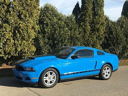 2010 Ford Mustang Coupe for sale 100927669