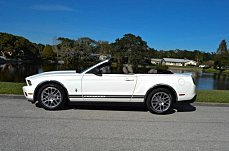 2010 Ford Mustang Convertible for sale 100940681